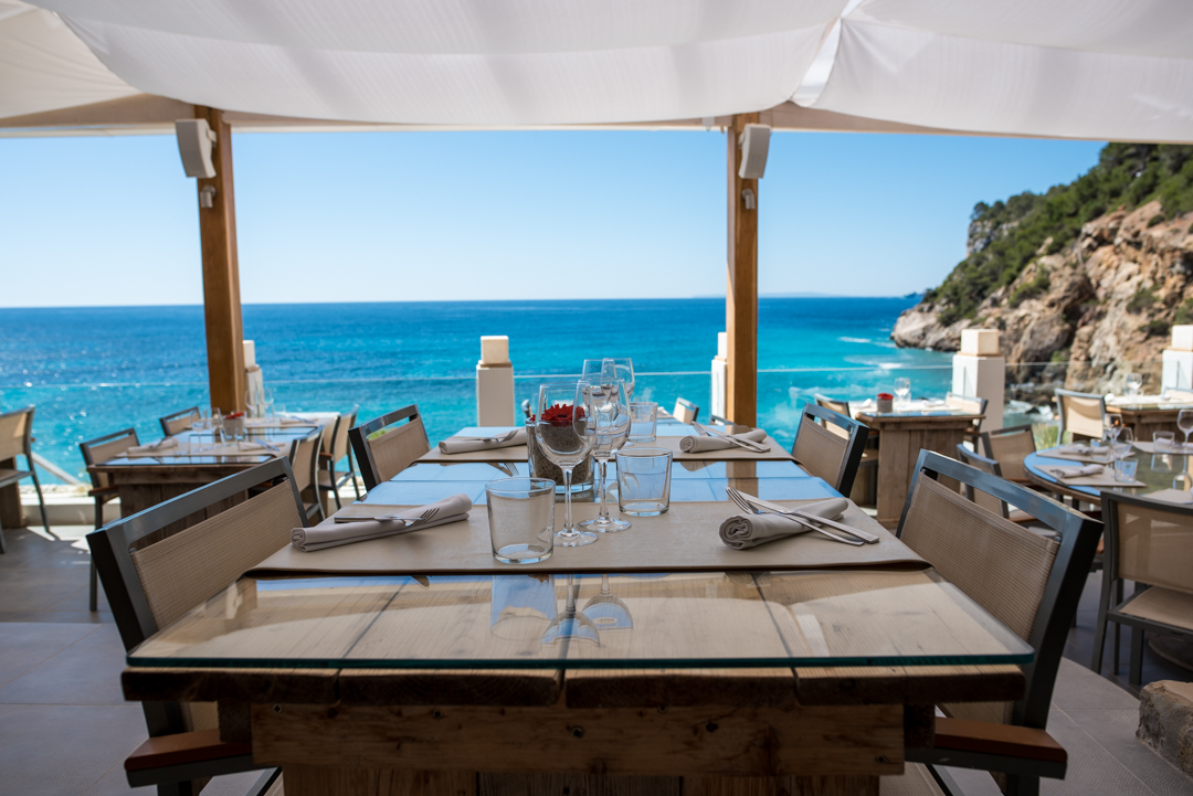 Ibiza beach restaurants 2017 for Amante italian cuisine